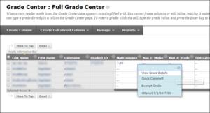 GradeCenter-ViewAttempt